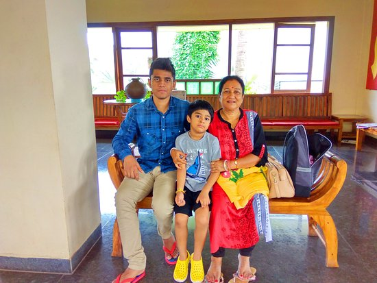 Heritage Resort Hampi: Lobby