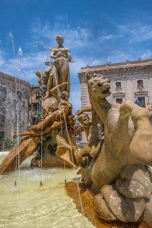 Fountain of Diana : fontaine de Diane