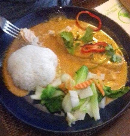 IM Thai Gourmet: Saumon au Curry Rouge