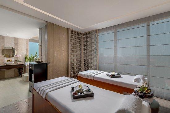 Pan Pacific Yangon: Spa Treatment Room