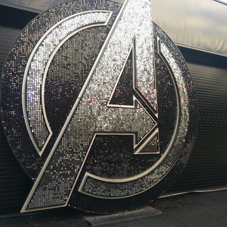 Avengers S.T.A.T.I.O.N照片