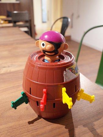 Hostel Enisia Namba: Toy