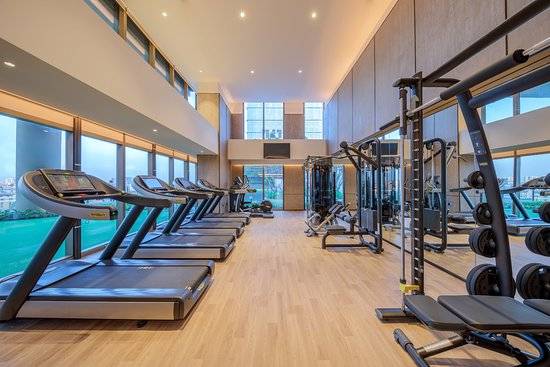 Pan Pacific Yangon: Fitness Center