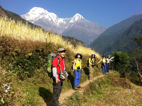Sawasdee Nepal Treks and Tours