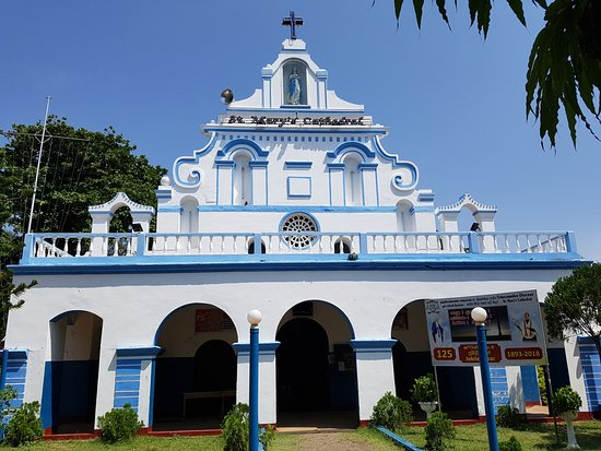 Trincomalee, Sri Lanka: St Mary Cathedral