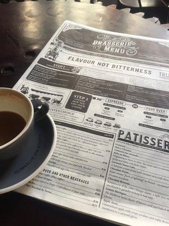 Truth Coffee HQ: Morning Cuppa!