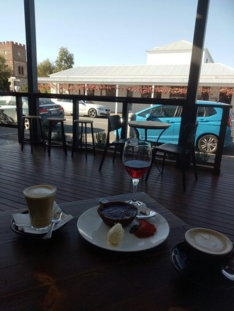 Port Elliot, Australien: Special setting with a great ambience