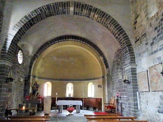 Dongo, Италия: Intérieur de l'église