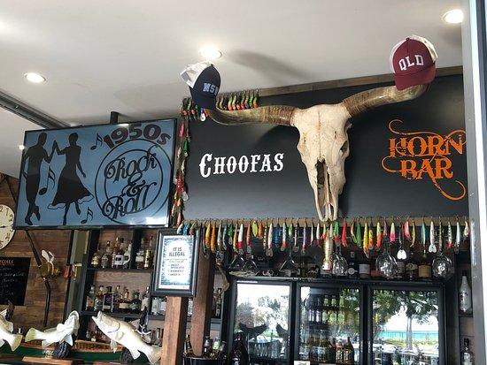 Choofas Smokehouse & Seafood: Rocking at CHOOFAS this week