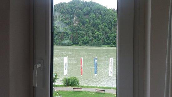 Schlogen, Austria: Hotel Donauschlinge, Ausztria