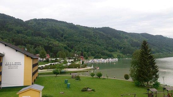 Schlogen, Austria: Hotel Donauschling, Ausztria