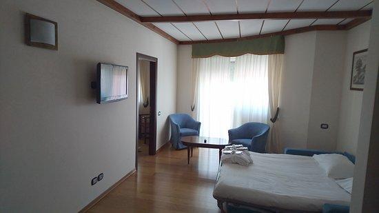 Palace Hotel: camera tripla (letto ospiti/bambini)