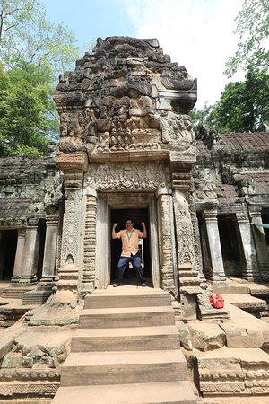 Best Angkor Guide - Day Tours: Kamsan - Enthusiastic, Sincere and Lovely Guide