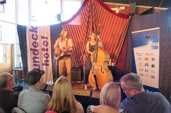 Sundeck Hotel: Perisher Peak Music Festival on June Long Weekend.