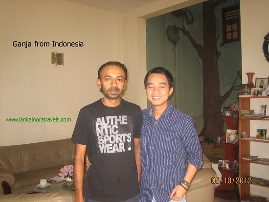 Lanka Inora Travels : My Indonesian friend