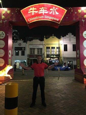 ไชน่าทาวน์: CHINATOWN SINGAPORE AS SEEN IN MAY 2018.
