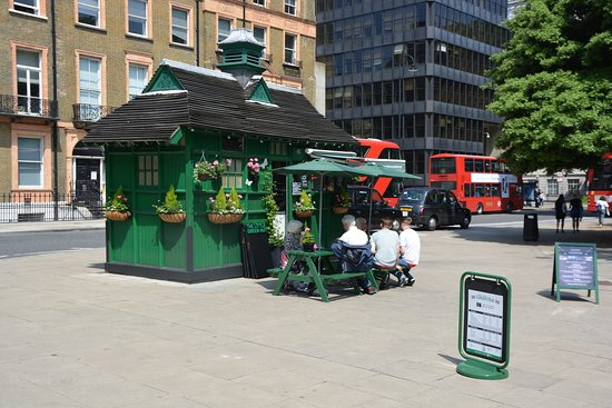 KATE'S TAXI HUT, London - Bloomsbury - Updated 2019