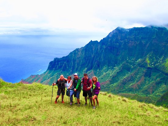 Hike Kauai With Me: Best guide ever and our group