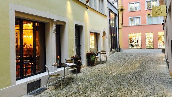 Hellberg Restaurant: restaurant front
