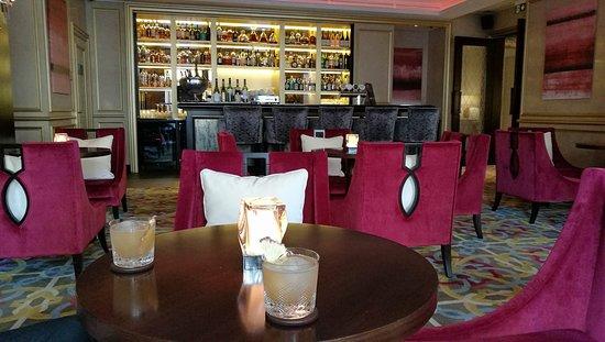 Grand Hotel Kempinski Riga: Grand Bar