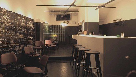 Hellberg Restaurant: our winebar
