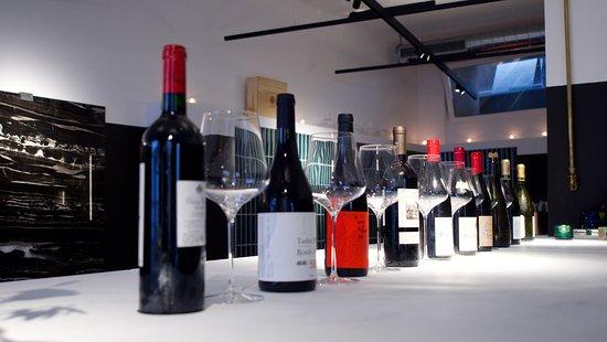 Hellberg Restaurant: From the winebar