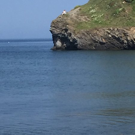 Cemaes Bay Beach Foto