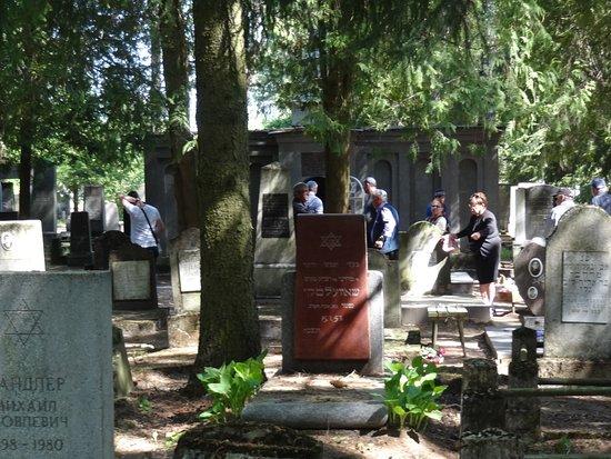 Vilna Gaon's Grave