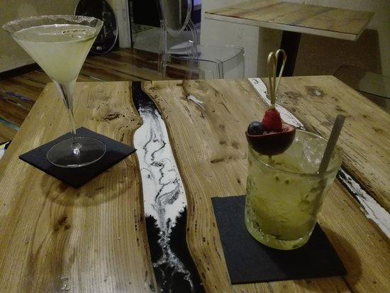 Colore & Sapori: Margarita e Caipirinha rivisitate!