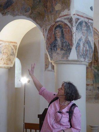 Chiesa di San Pietro: Explications de la guide