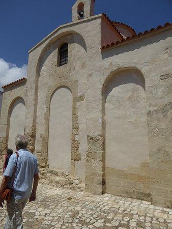 Chiesa di San Pietro: Une des parties de l'extérieur de la petite église