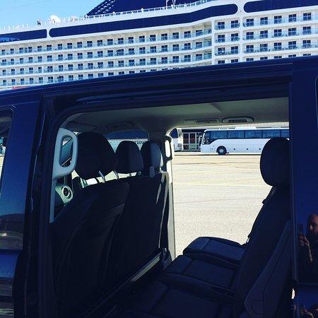 NCC Airport: MSC Cruise - Civitavecchia Transfer