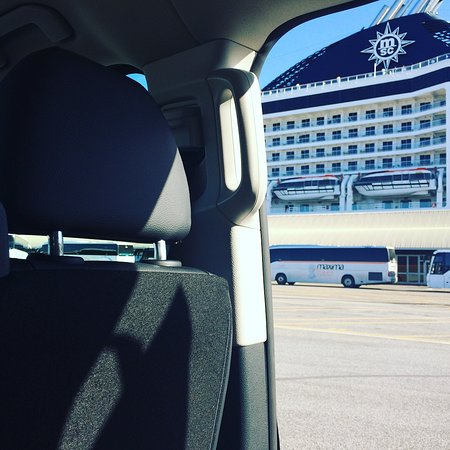 NCC Airport: Pick up at MSC