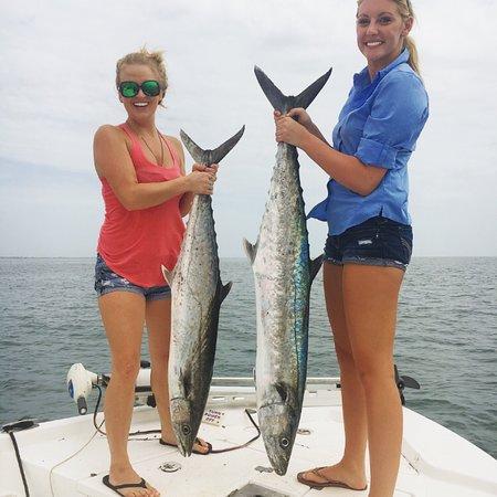 写真Hot Fun Fishing Charters枚
