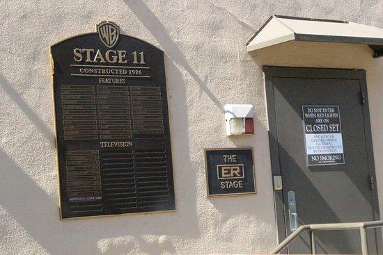 好莱坞华纳兄弟工作室之旅照片