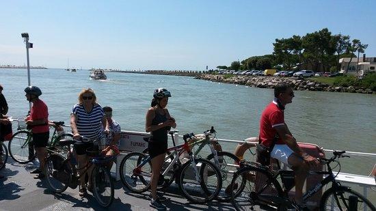 Venetouring: Bike & Boat