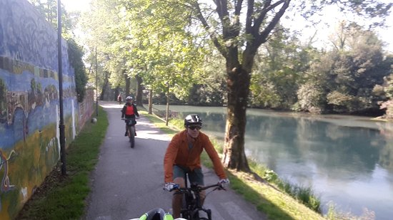 Venetouring: Greenway of Sile river
