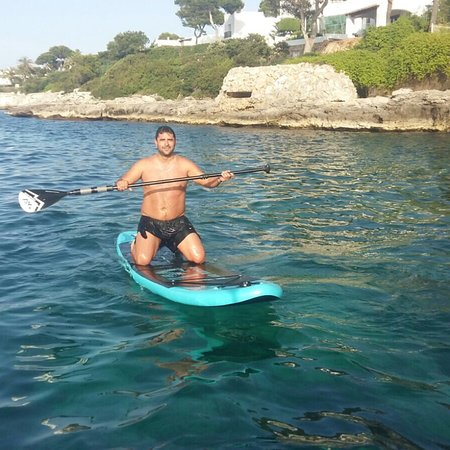 SUP Center Cala Egos – fotografija