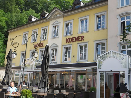 Hotel Koener : photo de la façade