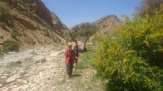 "Zagros Nomads Trekking: The most nicest trekking plan in Iran! "" Trekking in Zagros mountains in Qashqai nomads region c"