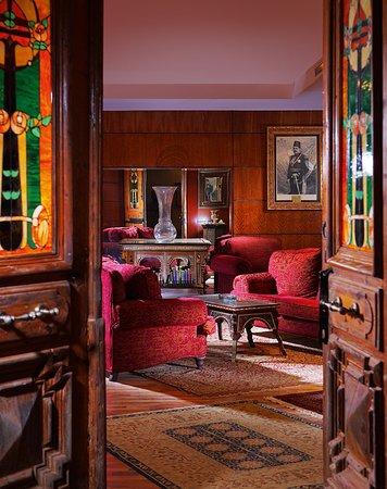 Ecotel Dahab Bay View Resort: Cigar Louange