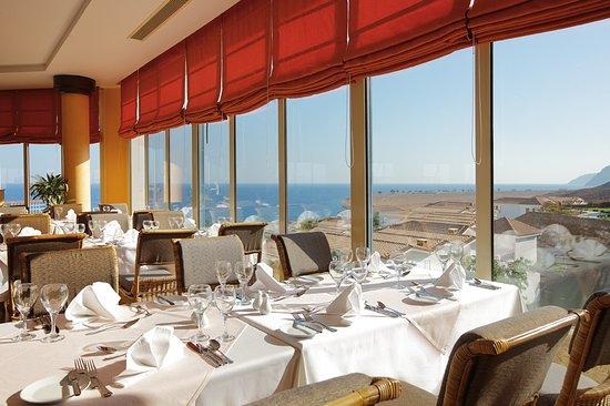 Ecotel Dahab Bay View Resort: The View Restaurant ( Main Restaurant)