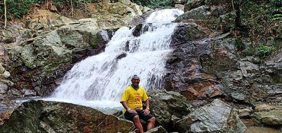 Sleeping Giant Zipline: At Orchid Falls