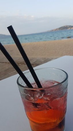 Rupi's Chilling Out: Aperol Spritz