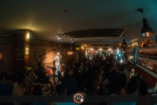 Beerger: Stand-up Comedy night