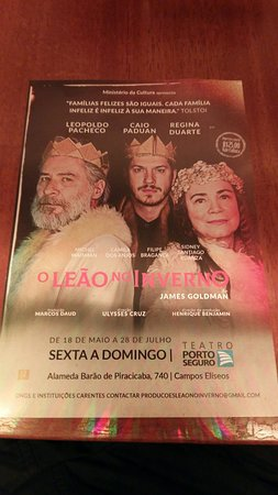 Teatro Porto Seguro Photo