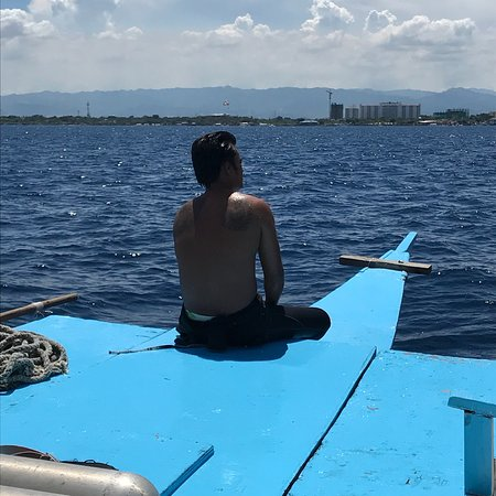 Free Crew Diving Centre: A private dive excursion May 2018.