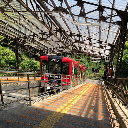 Mitake Tozan Railway Photo