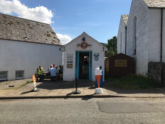 The Harbour Fish Bar: The premises