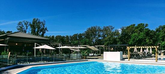 Cervione, Frankrijk: Poolbar